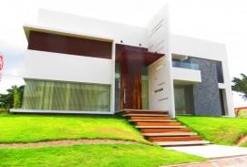 Hermosa casa a estrenar en Colinas del Urubó