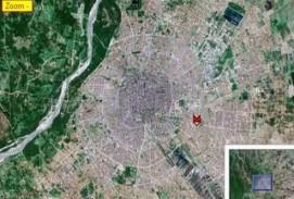vendo terreno de 1350 mtr2 , zona comercial chiriguano