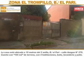 ID 372 - NESA vende bonita casa, cerca del 2do anillo, Zona El trompillo, B./ el Pari