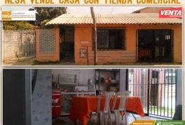 ID 368 - NESA vende casa con tienda comercial