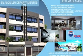 Hermosos Departamentos en Alquiler  a estrenar en las Palmas condominio Palma Blanca