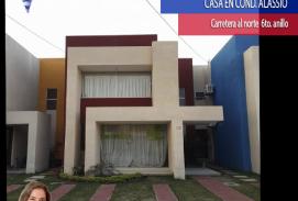 LINDA CASA EN VENTA CONDOMINIO ALASSIO zona NORTE
