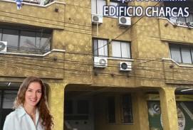 DEPARTAMENTO EDIF CHARCAS en el centro de la ciudad
