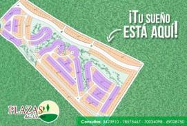 Urbanizacion Privada Plazas Del Urubo