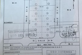 HERMOSO Y ENORME TERRENO… CON CONSTRUCCIÓN & TINGLADO!!!