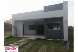 Casa A Estrenar con terreno de 503Mt2 En Condominio Cerrado La Casona.