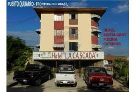 CÓMODO Y CENTRICO HOTEL EN PUERTO QUIJARRO