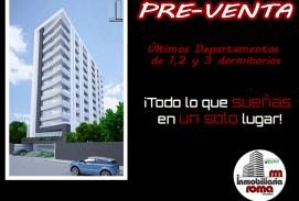 PRE-VENTA - Av. Beni - Dpto de 3 dormitorios