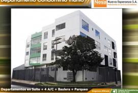 Hermoso Departamento Piso 3 - Condominio Triunfo