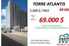 Torre Atlantis