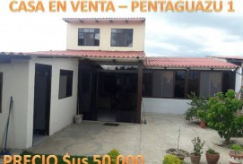 Casa en venta Pentaguazu 1