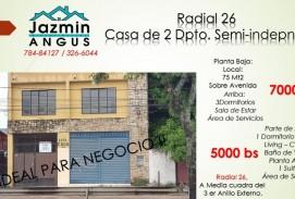 IDEAL PARA NEGOCIO !! RADIAL 26