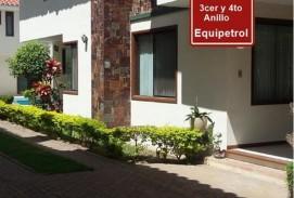 ALQUILER: 1.800$us con expensas incluidas 3er y 4to Anillo Equipetrol  CONDOMINIO CERRADO