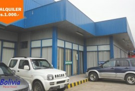 Zona Parque Industrial, sobre 4to. Anillo Av. Paragua