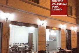 VENTA.- 393,000 $us EDIFICIO ZONA CENTRO