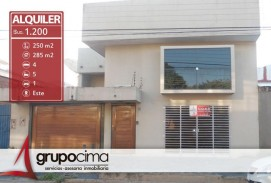 ESPACIOSA CASA C/ LOCAL COMERCIAL, Z/ TERMINAL. 1.200 $us