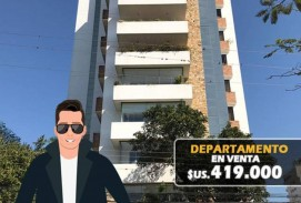 EXCLUSIVO DEPARTAMENTO ZONA SUR