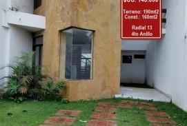 VENTA: 143.000$ - Bonita Casa de 3Dorm. Zona Sur - Radial 13 4to Anillo