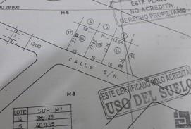 VENTA.- 105,000 $us TERRENO 409 METROS SANTOS DUMONT 5 ANILLO