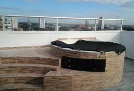 Hermoso Penthouse Duplex