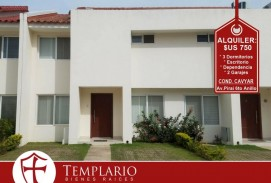 ALQUILER: $US 750 - Av. Pirai 6to Anillo - CONDIMINIO CAVYAR - 3 Dormitorios