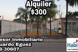 CASA EN ALQUILER ZONA NORTE RADIAL 26 Y 27 5TO ANILLO
