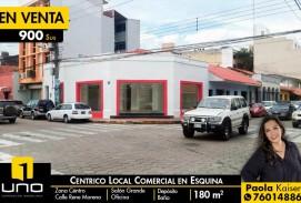 CENTRICO LOCAL COMERCIAL EN EL CENTRO
